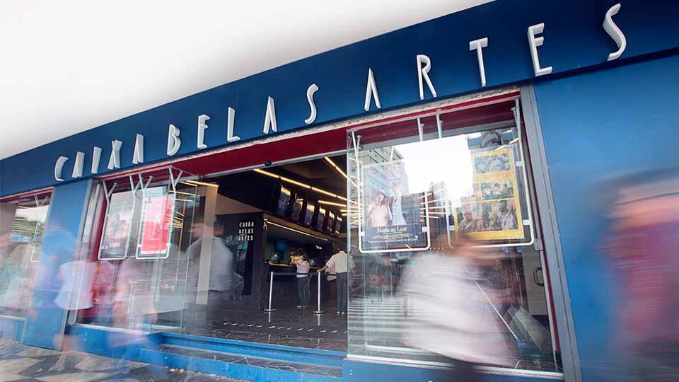 Belas Artes: um dos espaços culturais mais antigos de São Paulo.